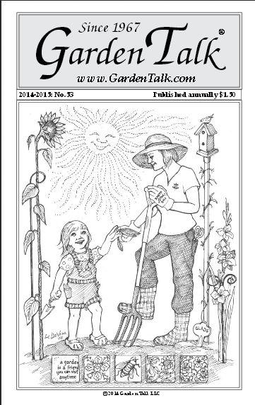Garden Talk Garden Tool Catalog